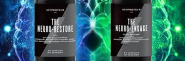 Myprotein introduces THE Neuro Restore and  THE Neuro Engage