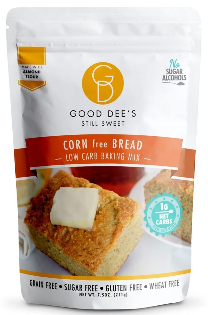 Good Dee's Corn free Bread Low Carb Baking Mix