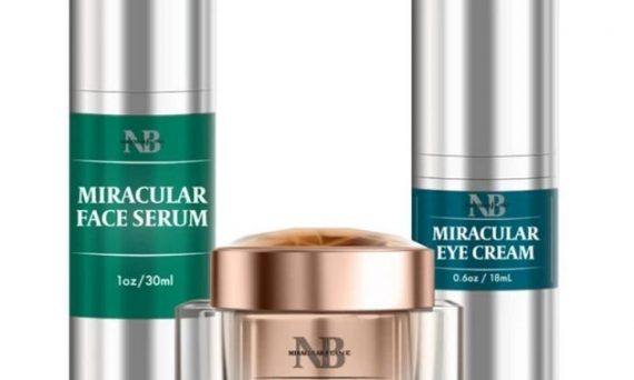 Miracular Face Serum Miracular Eye Cream and Miracular Skin Essence