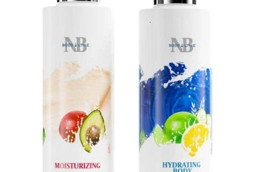 NB Natural Moisturizing Body Lotion and Hydrating Body Cleanser