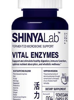 ShinyaLab Vital Enzymes