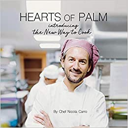 Chef Nicola Carro Hearts of Palm!