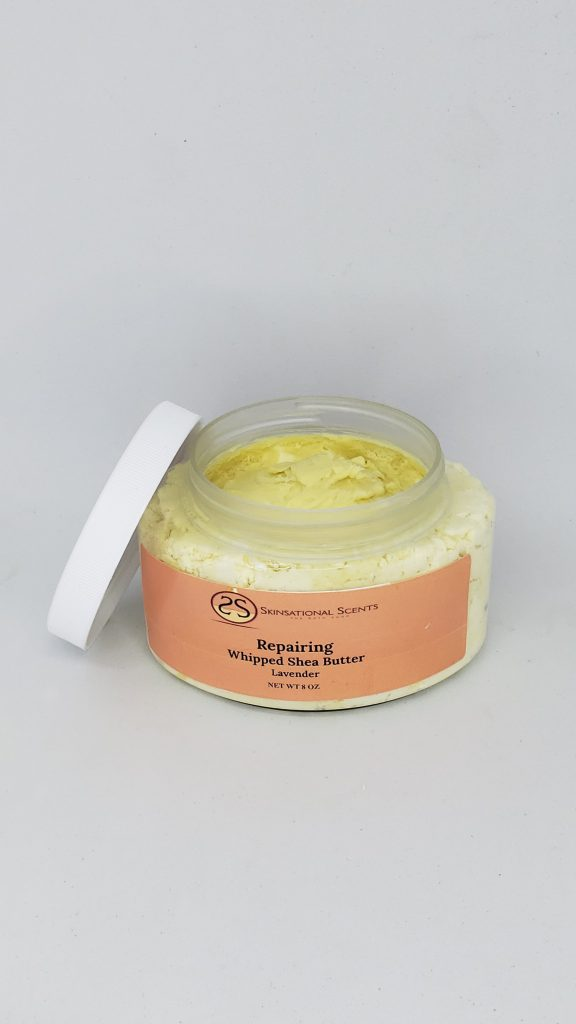 Whipped Shea Butter Lavender