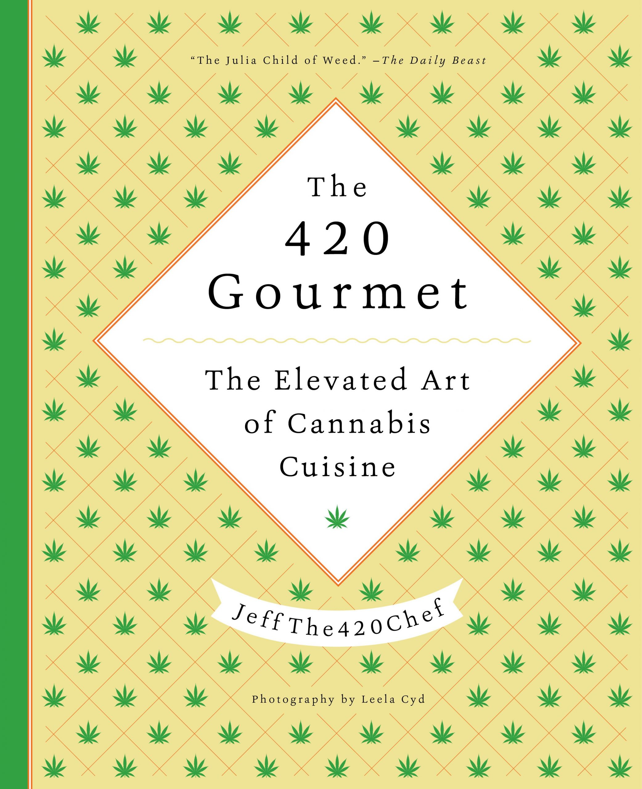 CANNABIS RECIPES with JEFFTHE420CHEF