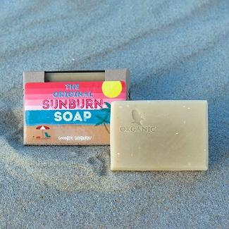 Wild Organic Skincare Sunburn Soap