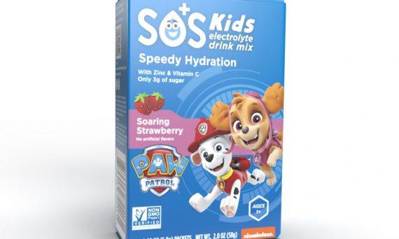 SOS Kids, featuring PAW Patrol