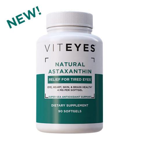 VITEYES Natural Astaxanthin