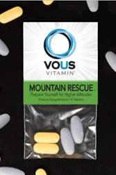 VOUS Vitamin Mountain Rescue